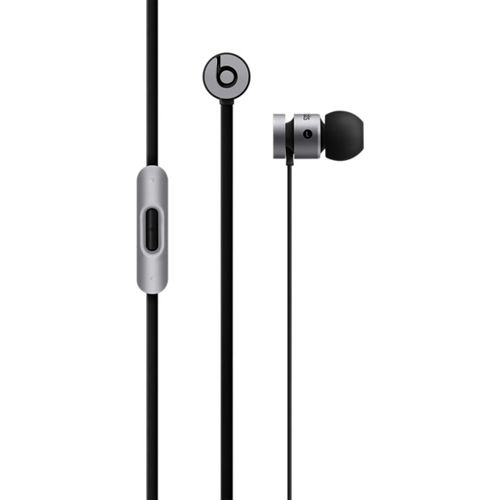 APPLE URBEATS EARPHONES SPACE GRAY                       IN CONS (MK9W2ZM/B)