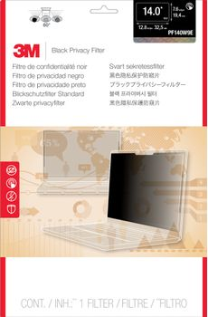 """3M Privacy filter Touch for laptop 14,0"""""""" (PF140W9E)"""