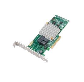 ADAPTEC ASR-8805E V2 SINGLE 12GB/S PCIE 8 SAS/SATA ENTRY LEVEL RAID GEN3 IN CTLR (2294001-R)