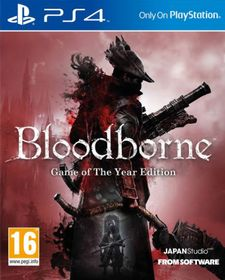 Bloodborne Game of the Year edition PlayStation 4 / PS4