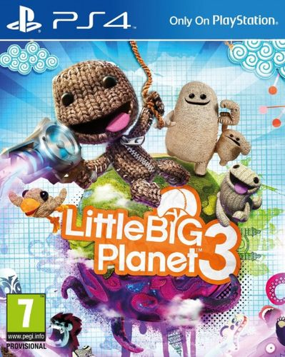 SONY Little Big Planet 3 PlayStation 4 (1001255)