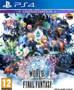 SQUARE ENIX World of Final FantasyPlaystation 4 / PS4