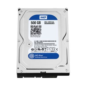 "WESTERN DIGITAL HD Caviar Blue 500GB SATA 6GB 3.5"" 16MB (WD5000AAKX)"