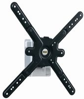 Cliff 400T, Wall mount for TV/ Monitor,  30-55, 30kg, black