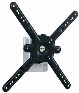 ERARD Cliff 400T, Wall mount for TV/ Monitor,  30-55, 30kg, black (043240)