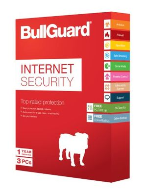 Internet Security + 100 MB Cloud + PC Tune Up, 1 Jahr