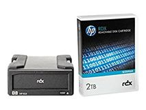 Hewlett Packard Enterprise RDX+ 2TB External Disk Backup System