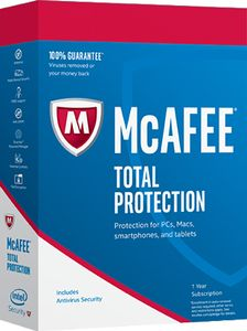 MCAFEE 2017 TOTAL PROTECTION 10 DEVICES MINI-BOX              IN PKC (MTP17GMB0RAA)