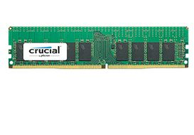 8GB 2400MHz DDR4 CL17 SR x8 ECC Registered DIMM 288pin