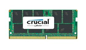 CRUCIAL 16Gb, 2400MHz DDR4, CL17, DRx8 ECC SODIMM, 260pin (CT16G4TFD824A)