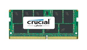 16GB DDR4 2400 MT/S (PC4-2400) CL17 DRX8 ECC SODIMM 260PIN
