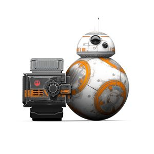 SPHERO BB-8 Special Edition by Sphero App-Enabled Droid with Force Band (R001SRW)