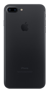 K/iPhone 7 plus 256GB Black incl DEP reg