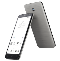 IDOL 4+ 6055K dark grey