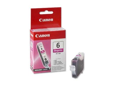 CANON Blekkpatron BCI-6PM Photo Magenta (4710A002)