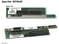 HP BD, BACKPLANE, CD/ DSKT (207726-001)