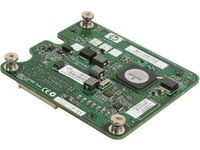 Hewlett Packard Enterprise HP NC326M PCIe dual  1GB HBA (419330-001)