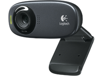 HD Webcam C310 Black