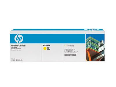 HP 824A Yellow Original LaserJet Toner Cartridge (CB382A)