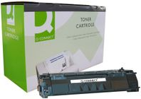 Toner Q-Connect (Q7553A) Sort 3.000 sider