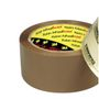SCOTCH Emballagetape Scotch 3739 Brun PVC-fri 50mmx66m
