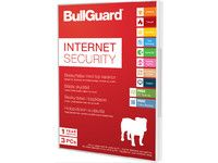 BULLGUARD Internet Security - 1 år, 3 PC + 5GB molnlagring (BG1407)