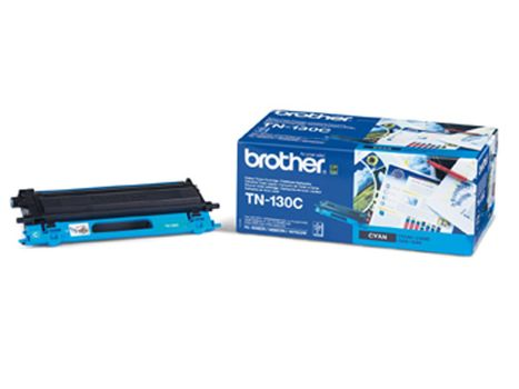 Brother TN130C Toner Standard Yield for AC Cyan
