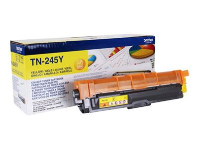 BROTHER HL3140CW/ 3170 Yellow toner (TN245Y)