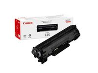 CANON Black Toner Cartridge Type CRG 725