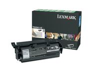 LEXMARK Black Return Program Print Cartridge High Yield (T650H11E)