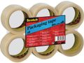 SCOTCH Pakketape SCOTCH 371 PP 50mmx66m klar6pk