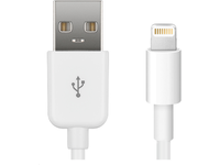 Lightning cable MFI 0,5m