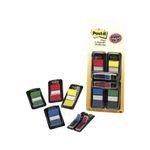 POST-IT Indexfaner Value Pack 4 pk. standard faner + 2 pk. pile