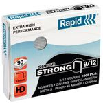 Hæfteklamme Rapid 9/12 SuperStrong æsk/1000