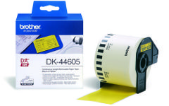 BROTHER QL 650TD Yellow Labels 62 mm x 30,48 meter