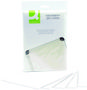 QConnect Renseservietter whiteboard Q-Connect Dry Wipe Pk/20