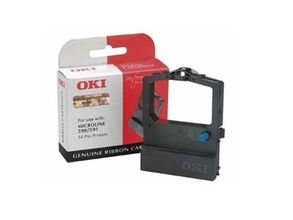 OKI ribbon black 2000000 signs for Microline 380 385 390 391 3390 3391 (09002309)