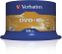 VERBATIM 1x50 DVD-R 4,7GB 16x Speed, matt silver