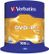 VERBATIM DVD-R 4,7GB General Branded Matt Silver 16xSpeed *100-pack* CakeBox