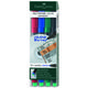 FABER-CASTELL MultiMarker permanent medium F-C 4/set