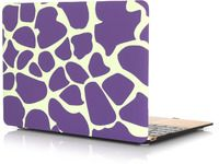 "MacBook Air 13"" Purple Giraffe"