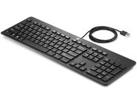 HP USB Business Slim Keyboard (N3R87AA#AB8)