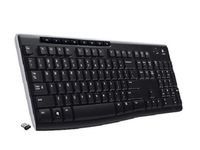 LOGITECH Wireless Keyboard K270 Pan Nordic (920-003735)
