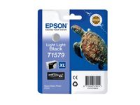 EPSON ink cartridge light black   T 157             T 1579 (C13T15794010)