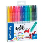 Tusser Pilot Frixion Colors 12 ass.