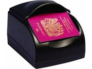 Passport Scanner w. UV