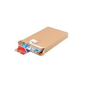 ANTALIS Postforsendelse Packbox 240x165x46mm 2mm (1082443*25)