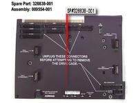 HP BOARD,FAN CONTROLLER (328838-001)