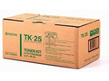 KYOCERA TK25 TONER KIT BLACK