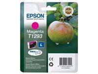 EPSON T129 Ink Color Stylus Office Magenta Stylus SX420/ SX425/ SX525WD/ SX620FW/ BX305F/ BX320FW/ BX525WD/ BX625FWD (C13T12934011)